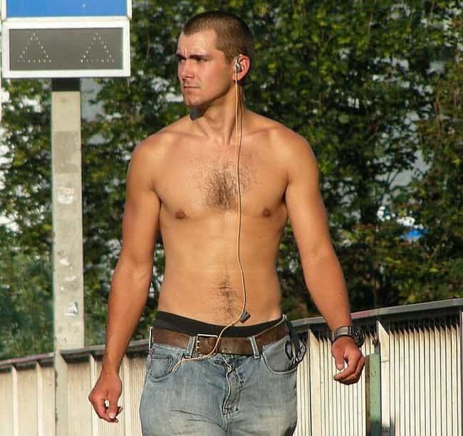 Males Develop Milk Lines Befor... is listed (or ranked) 2 on the list Why Do Men Have Nipples?