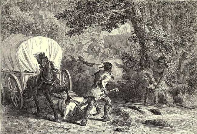 The Abenaki Appeared Out... is listed (or ranked) 2 on the list Hannah Duston: The Puritan Axe Murderer Who Found Revenge
