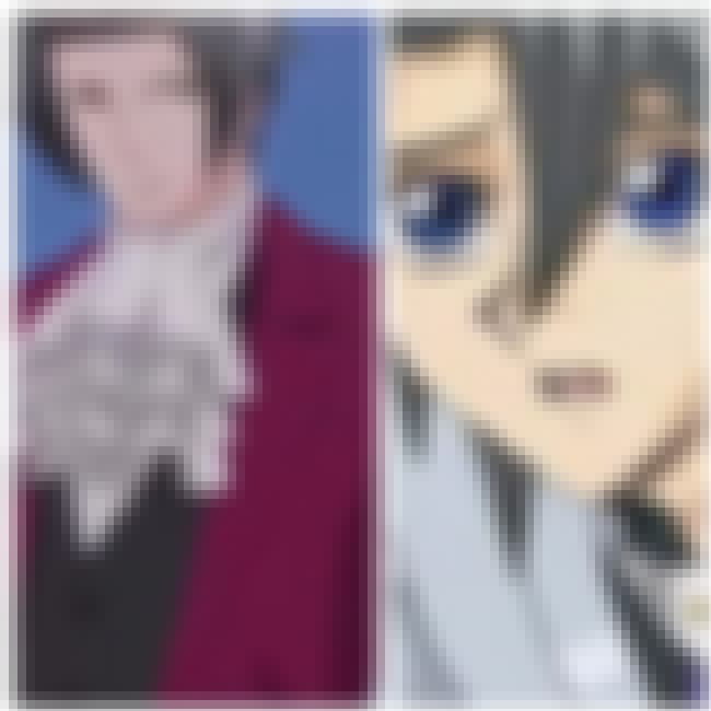 Miles Edgeworth From Ace Attor... is listed (or ranked) 4 on the list Anime Characters You Never Realized Have Exactly The Same Tragic Backstory