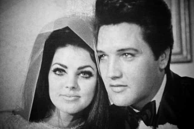 He May Have Married Pris... is listed (or ranked) 2 on the list Elvis Presley Stories With Enough Weird Sex To Make You Feel Like A Hound Dog