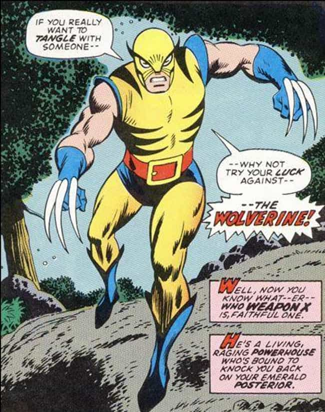 Marvel Editor Roy Thomas Appro... is listed (or ranked) 1 on the list A Step-By-Step Guide To How Wolverine Became Wolverine As You Know Him