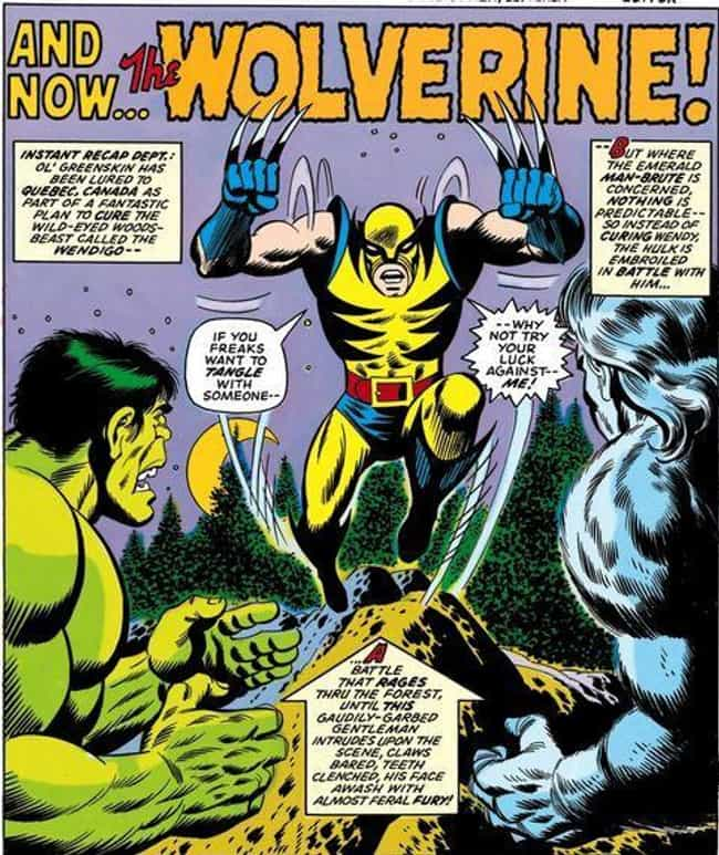 Artists John Romita Sr. And He... is listed (or ranked) 2 on the list A Step-By-Step Guide To How Wolverine Became Wolverine As You Know Him