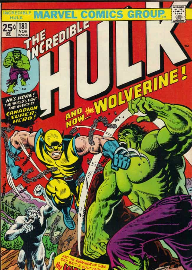 Wolverine Started Out As A Hul... is listed (or ranked) 3 on the list A Step-By-Step Guide To How Wolverine Became Wolverine As You Know Him