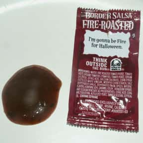Fire Roasted Sauce - Taco Bell is listed (or ranked) 6 on the list Discontinued Fast Food Sauces That Were Better Than Drugs