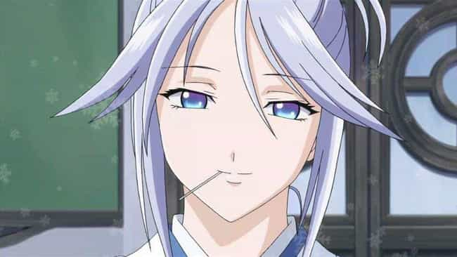 Tsurara Shirayuki From '... is listed (or ranked) 1 on the list The 25+ Cutest Anime Moms of All Time