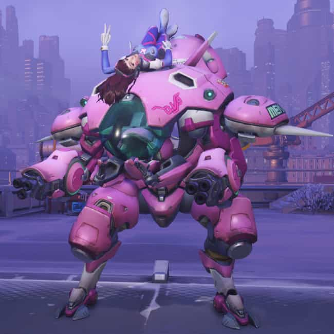 D.Va - Peace is listed (or ranked) 2 on the list Every Overwatch Victory Pose, Ranked