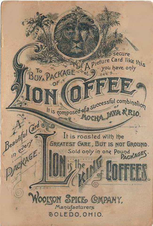 One Pound Of Coffee is listed (or ranked) 4 on the list 18 Things You Could Buy For One Dollar In 1900