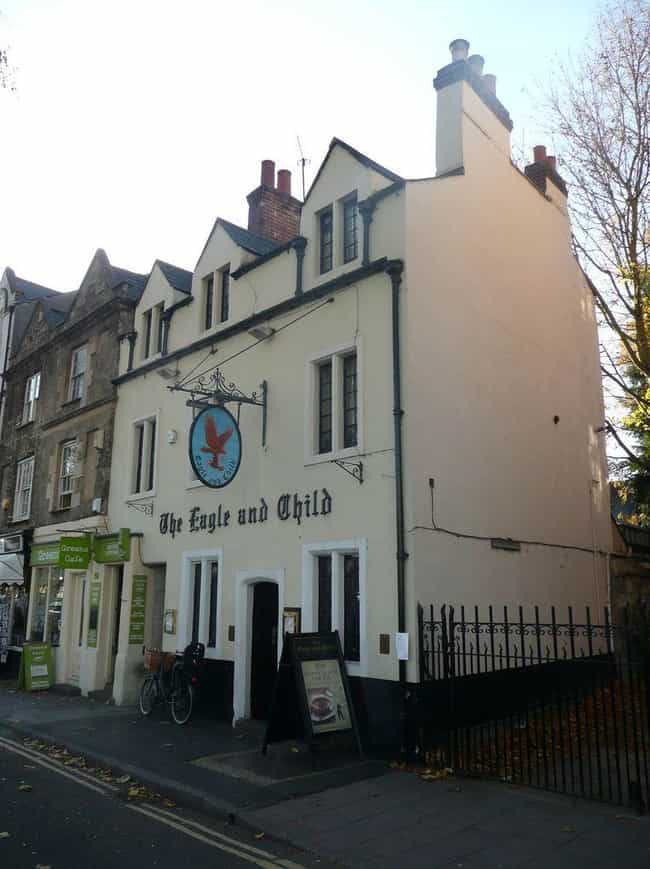 C.S. Lewis & The Eag... is listed (or ranked) 1 on the list 23 History-Filled Bars And Pubs Where Famous Writers Hung Out