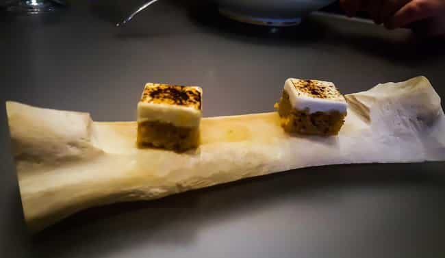 Dessert On A Dog Bone is listed (or ranked) 4 on the list Weird Things Hipster Restaurants Use Instead Of Plates