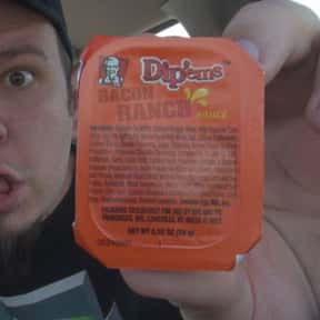 Bacon Ranch Sauce - KFC is listed (or ranked) 12 on the list Discontinued Fast Food Sauces That Were Better Than Drugs