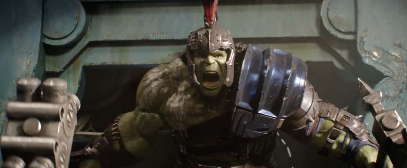 Welcome To Planet Hulk is listed (or ranked) 2 on the list 18 Things The New Trailer Reveals About Thor: Ragnarok