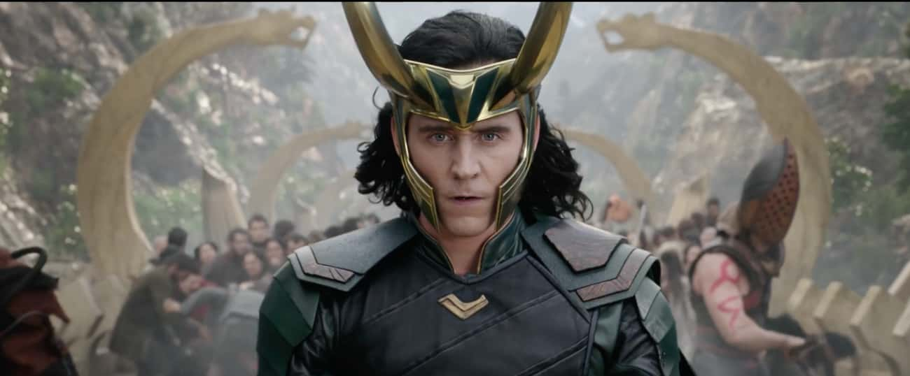 Loki Is Still Causing Problems is listed (or ranked) 3 on the list 18 Things The New Trailer Reveals About Thor: Ragnarok