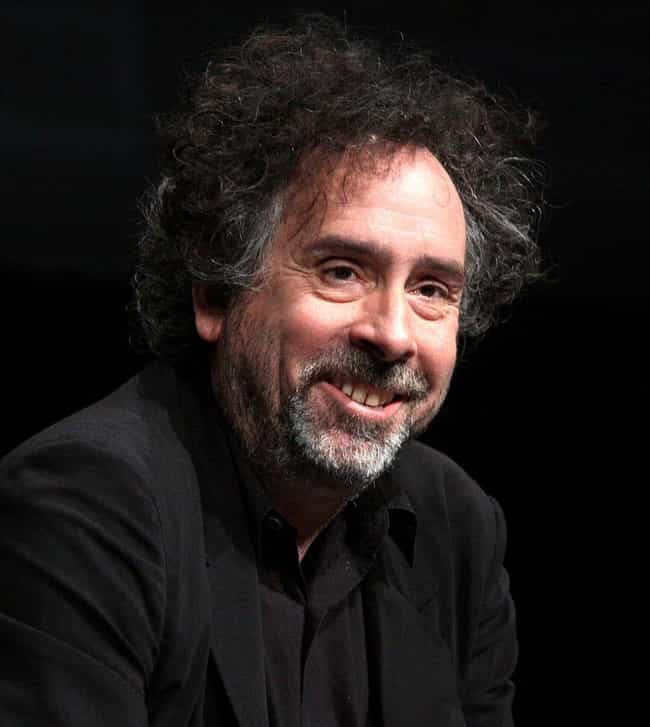 His Parents Walled Up Hi... is listed (or ranked) 4 on the list Fascinating Facts Most People Don't Know About Tim Burton