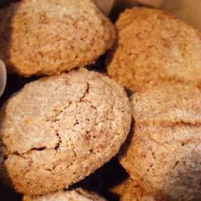 Almond Cookie is listed (or ranked) 24 on the list The Very Best Types of Cookies, Ranked