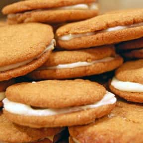 Sandwich Cookie is listed (or ranked) 11 on the list The Very Best Types of Cookies, Ranked