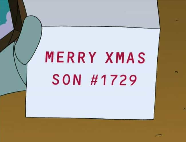 1729 Is A Magic Number is listed (or ranked) 4 on the list Smart Futurama Jokes You Need A PhD To Understand