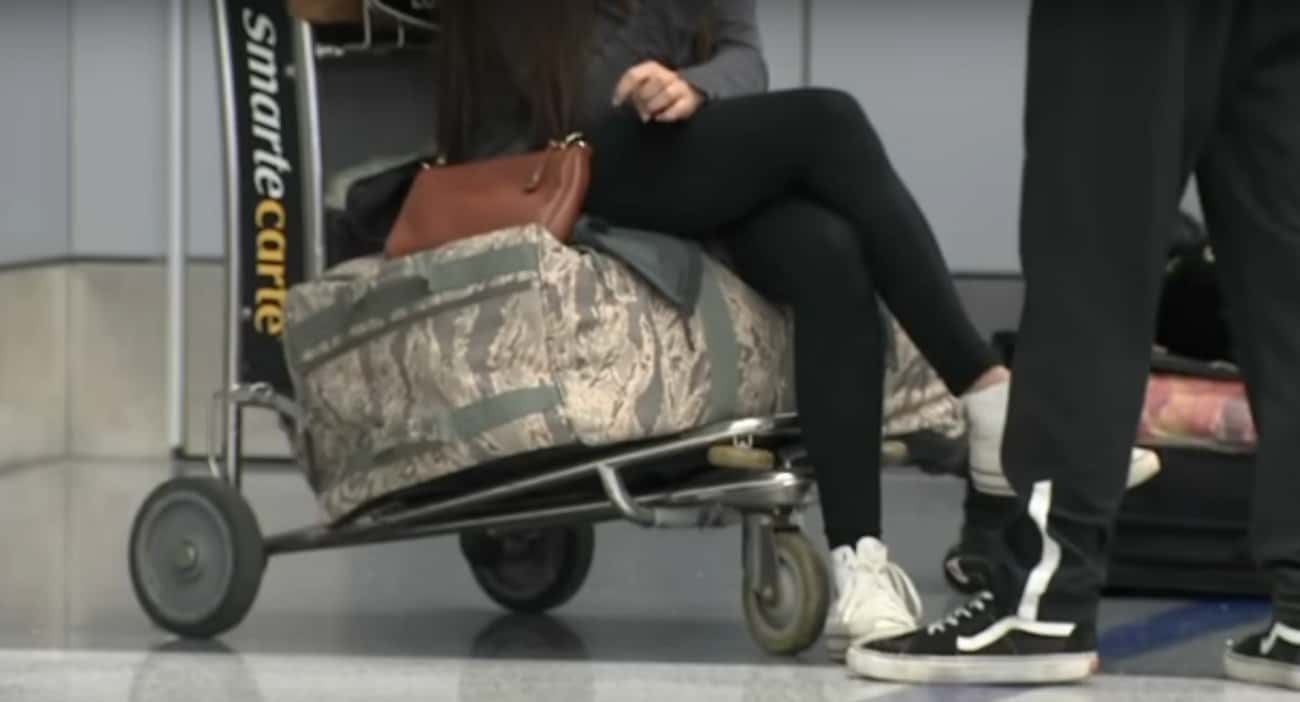 Girls Were Banned From A Fligh is listed (or ranked) 4 on the list Horrible Things United Airlines Has Done To Passengers Flying The Friendly Skies