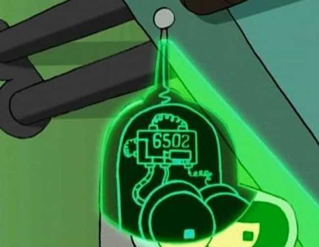 Bender Has Less Processing Pow... is listed (or ranked) 1 on the list Smart Futurama Jokes You Need A PhD To Understand