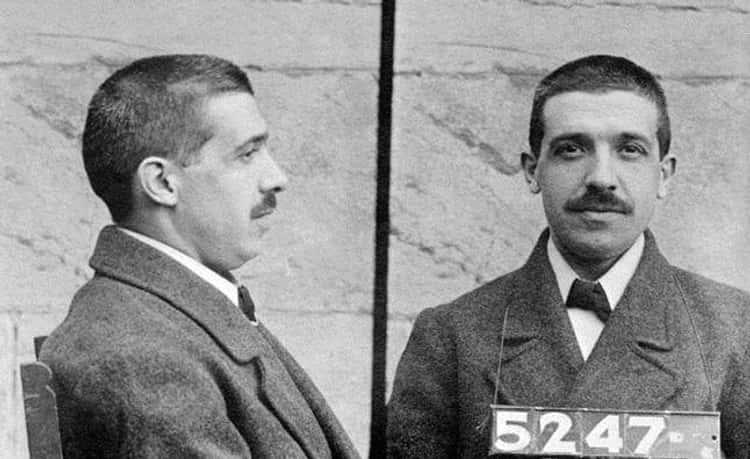 Charles Ponzi Created The Ponzi Scheme In 1918