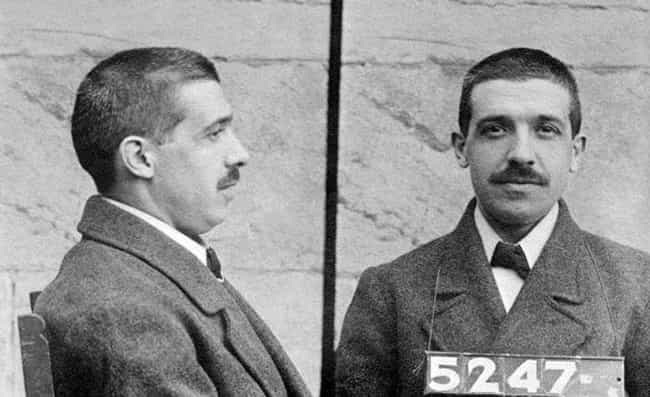 Charles Ponzi Created The Ponz... is listed (or ranked) 1 on the list The 12 Most Insane Ponzi Schemes And Money Scams In History