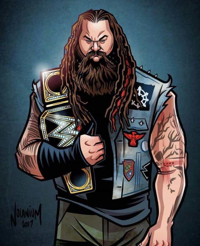 Belt Where It Belongs is listed (or ranked) 1 on the list 22 Insane Bray Wyatt Fan Art Re-Creations
