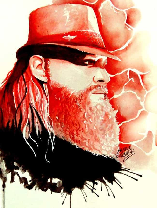 Crimson Bray is listed (or ranked) 2 on the list 22 Insane Bray Wyatt Fan Art Re-Creations