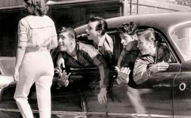 14 awesome photos of 1950s greasers in action