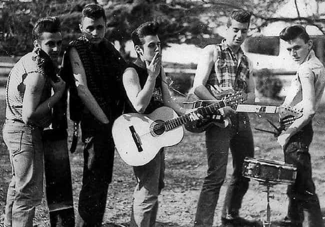 Greasy Rockers is listed (or ranked) 2 on the list 14 Pictures of 1950s Greasers That Prove The Stereotypes Are True
