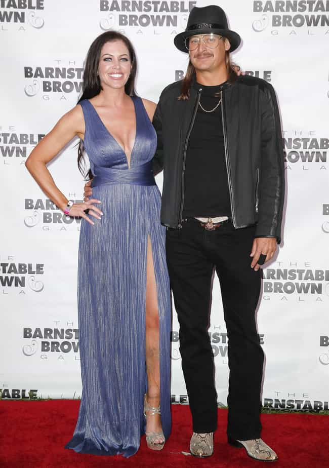 Audrey Berry is listed (or ranked) 1 on the list Women Who Kid Rock Has Dated