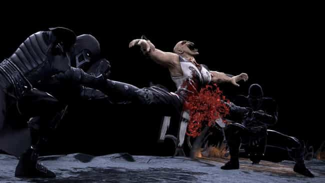 Make A Wish is listed (or ranked) 4 on the list 20+ Videos Of Absolutely Brutal 'Mortal Kombat' Fatalities You Completely Forgot
