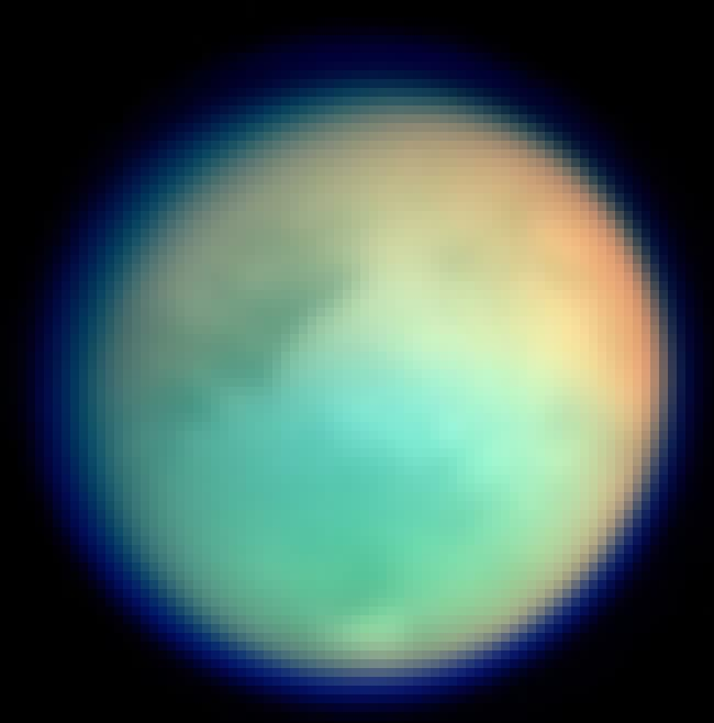It's Like A Primordial Ear... is listed (or ranked) 1 on the list 16 Facts About Saturn's Moon Titan, The Closest Thing We Have To A Second Earth