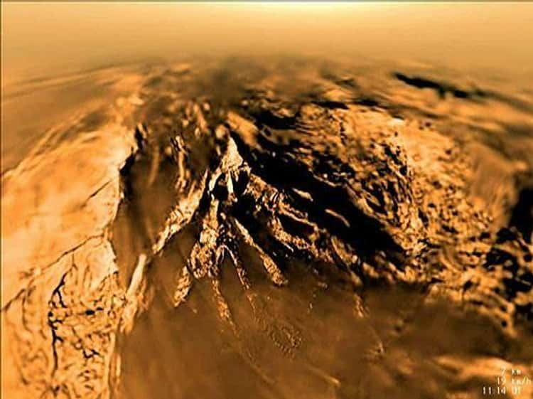 Its Surface Is Constantly Reshaped By Ice Volcanoes