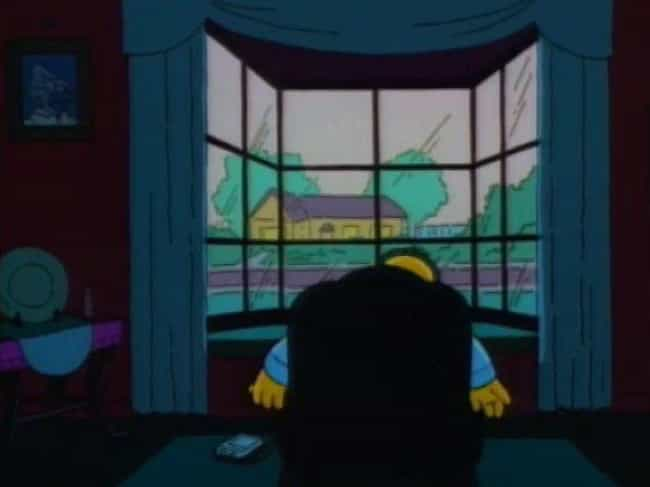 Homer's Last Night - &qu... is listed (or ranked) 4 on the list 11 Emotional Episodes Of The Simpsons That Made You Cry