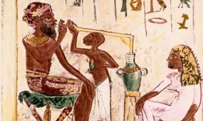 Shedeh is listed (or ranked) 3 on the list 10 Fascinating Alcoholic Drinks From Ancient Societies