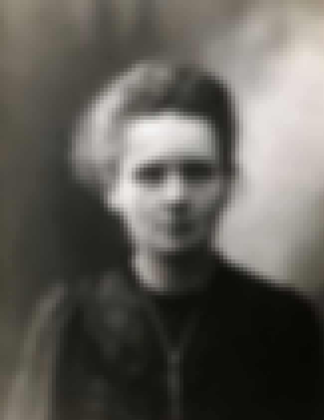 She Was The First Woman To Be ... is listed (or ranked) 2 on the list 12 Things About Marie Curie That Prove She's One of the Influential Women Ever