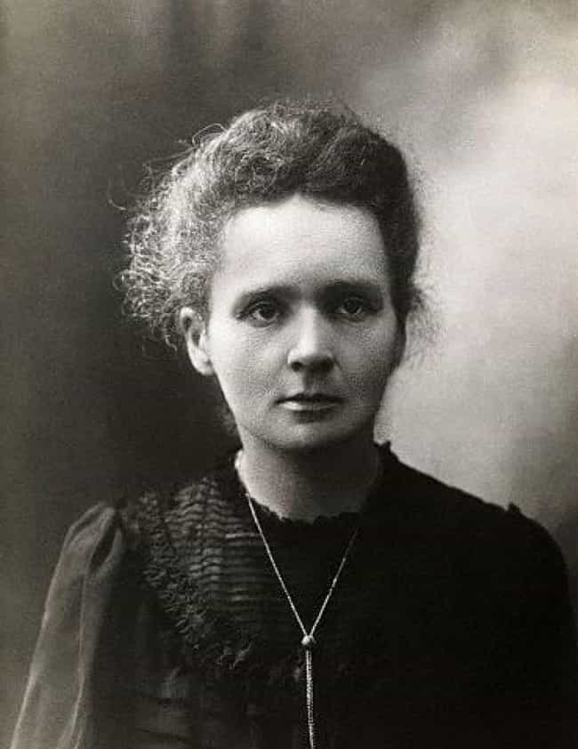 She Was The First Woman To Be ... is listed (or ranked) 2 on the list 12 Things About Marie Curie That Prove She's One of the Most Influential Women Ever