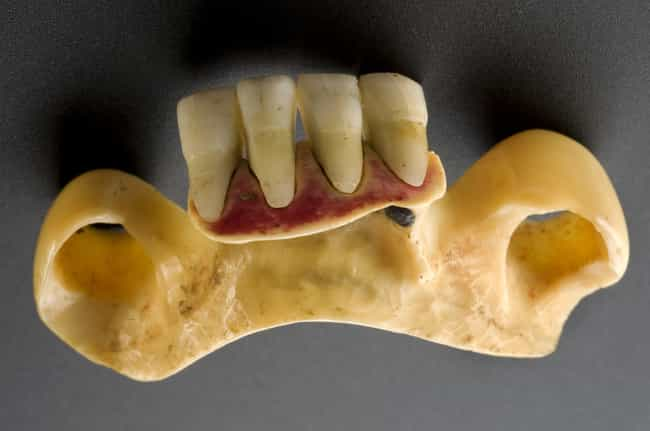 Wearing Dentures Made Fr... is listed (or ranked) 3 on the list Weirdest Bits Of Victorian Etiquette You Won't Believe People Actually Observed