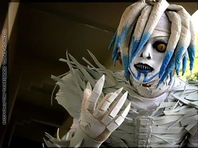 24 Impressive Death Note Cosplay Costumes