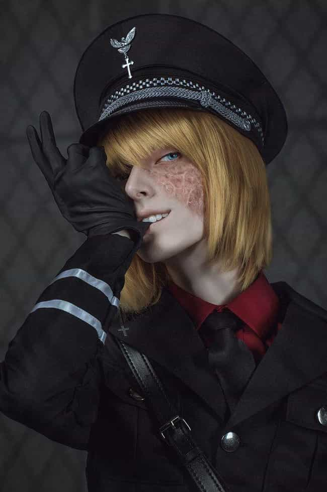 Mello is listed (or ranked) 2 on the list 24 Death Note Cosplays That Netflix Should Take Notes From