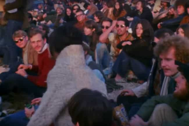 There Was No Seating, Wa... is listed (or ranked) 3 on the list How The Insanity Of The Free Concert At Altamont Killed The Summer Of Love