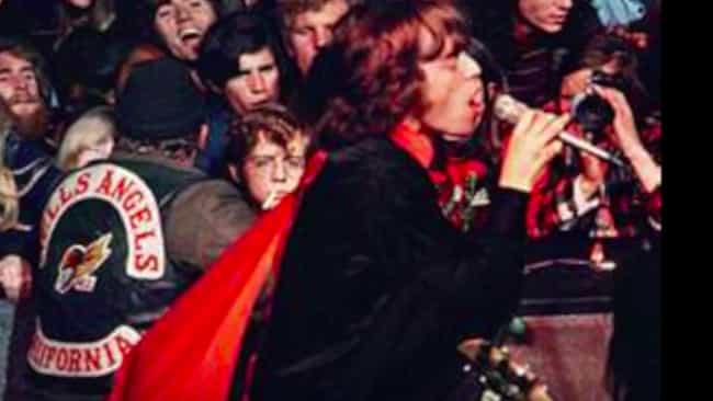 The Hells Angels Were In Charg... is listed (or ranked) 4 on the list How The Insanity Of The Free Concert At Altamont Killed The Summer Of Love