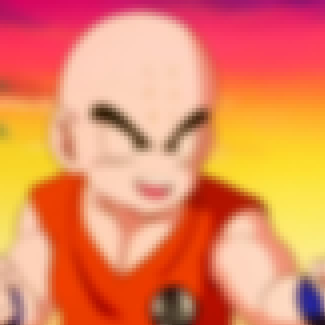 He's The Strongest Human On Ea... is listed (or ranked) 3 on the list Reasons Krillin Is The MVP Of Dragon Ball Z