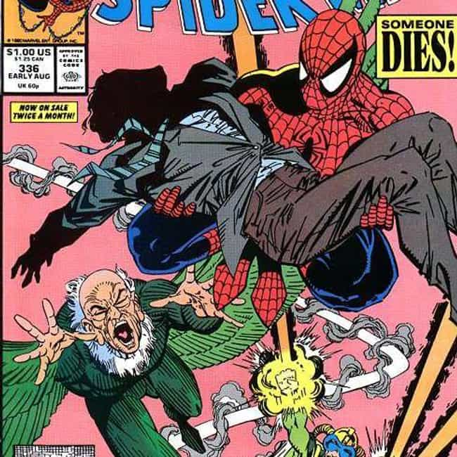 The Vulture Killed One O... is listed (or ranked) 5 on the list Everything To Know About The Villains From Spider-Man: Homecoming