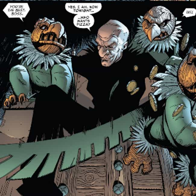 The Vulture Once Employe... is listed (or ranked) 6 on the list Everything To Know About The Villains From Spider-Man: Homecoming