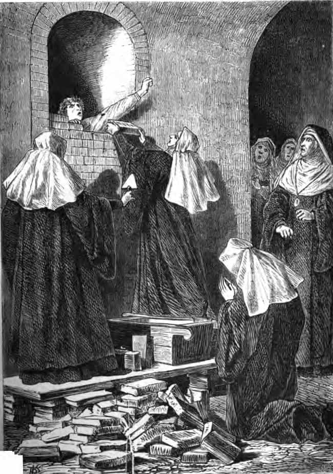 Holy Women Liked Being Bricked... is listed (or ranked) 3 on the list Historical Immurement: People Who Were Bricked Up Or Buried Alive
