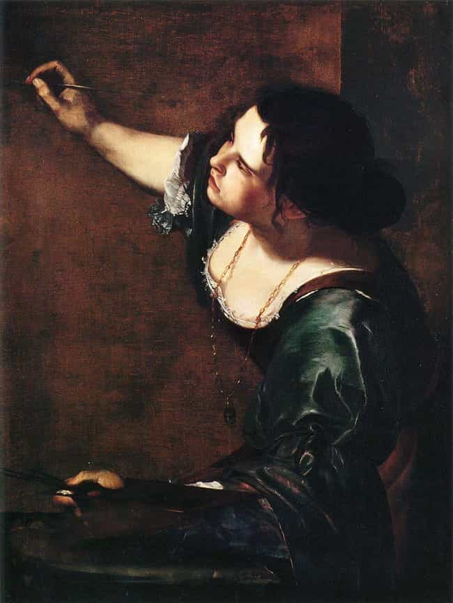 She Brought Her Rapist T... is listed (or ranked) 1 on the list 10 Badass Facts About Artemisia Gentileschi, Who Painted Herself Killing Her Assailant