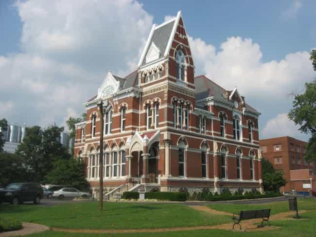 """The """"Gray Lady""""... is listed (or ranked) 2 on the list Shhhhhhhh! Super Scary Haunted Libraries From Around The World"""