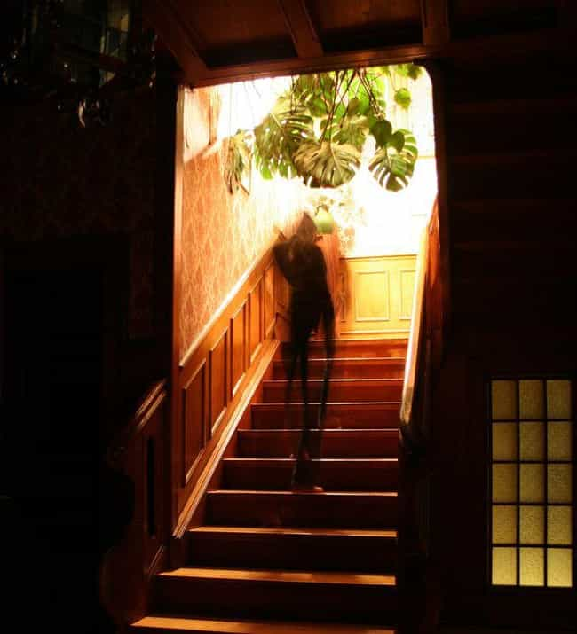 The Specter Of A Burned ... is listed (or ranked) 4 on the list Shhhhhhhh! Super Scary Haunted Libraries From Around The World