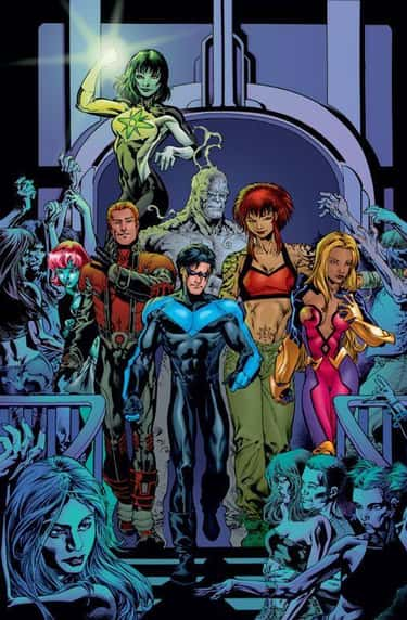 Grayson Is A Better Team Playe is listed (or ranked) 1 on the list Why Dick Grayson Is Better Than Batman