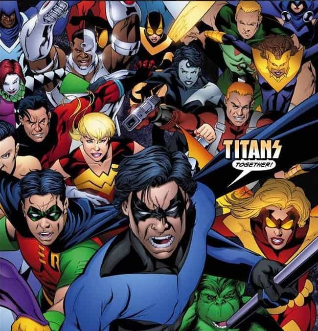 Nightwing Is A More Effe... is listed (or ranked) 8 on the list Why Dick Grayson Is Better Than Batman